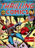 Thrilling Comics (1940-51 Better/Nedor/Standard) 40
