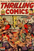 Thrilling Comics (1940-51 Better/Nedor/Standard) 43