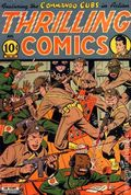 Thrilling Comics (1940-51 Better/Nedor/Standard) 49