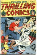 Thrilling Comics (1940-51 Better/Nedor/Standard) 52