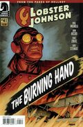 Lobster Johnson The Burning Hand (2011) 4A