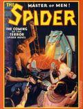Spider Master of Men SC (1998-2000 Pulp Adventure, Inc.) 36-1ST