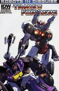 Transformers (2012 IDW) Robots In Disguise 4A