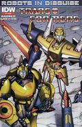 Transformers Robots In Disguise (2012 IDW) 1H