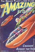 Amazing Stories (1926-Present Experimenter) Pulp Vol. 16 #10