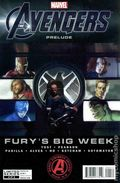 Avengers Prelude Fury's Big Week (2012 Marvel) 4