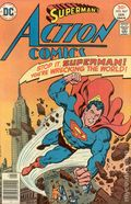 Action Comics (1938 DC) Mark Jewelers 467MJ