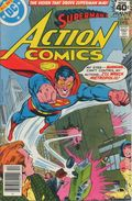 Action Comics (1938 DC) Mark Jewelers 490MJ