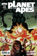 Planet of the Apes (2011 Boom Studios) 13A