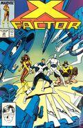 X-Factor (1986 1st Series) Mark Jewelers 28MJ