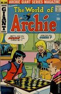 Archie Giant Series (1954) National Diamond 208NDS