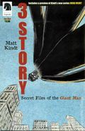 3 Story Secret Files of the Giant Man (2012 Dark Horse) 0