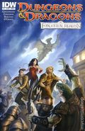 Dungeons and Dragons Forgotten Realms (2012 IDW) 1A