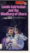 Lando Calrissian and the Mindharp of Sharu HC (1983 Novel) Library Edition 1-1ST
