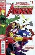 Avengers Earth's Mightiest Heroes (2012 Marvel Universe) 1