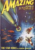 Amazing Stories (1926-Present Experimenter) Pulp Vol. 21 #9