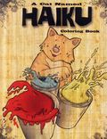 Cat Named Haiku Coloring Book SC (2012 Arcana) 1-1ST
