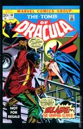 Tomb of Dracula (1972) Marvel Legends Reprint 10