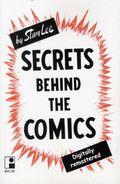Secrets Behind the Comics by Stan Lee SC (2012) 1-1ST