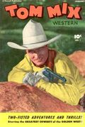 Tom Mix Western (1948 Fawcett) 1