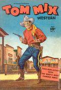 Tom Mix Western (1948 Fawcett) 5