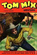 Tom Mix Western (1948 Fawcett) 7
