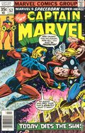 Captain Marvel (1968 1st Series Marvel) Mark Jewelers 57MJ