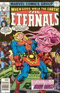 Eternals (1976) Mark Jewelers 18MJ