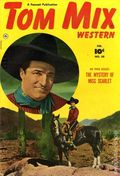 Tom Mix Western (1948 Fawcett) 38