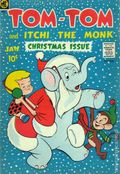 Tom-Tom and Itchi the Monk (1957) 2