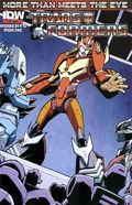 Transformers More than Meets the Eye (2012 IDW) 1F