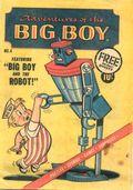 Adventures of the Big Boy (1957-1996 Webs Adv. Corp.) Restaurant Promo 4