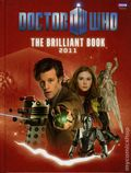 Doctor Who The Brilliant Book 2011 HC (2010 BBC) 1-REP