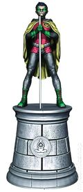 DC Chess Collection (2012- Eaglemoss) Figure and Magazine #003
