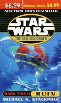 Star Wars The New Jedi Order Dark Tide PB (2000 Del Rey Novel) 2-REP