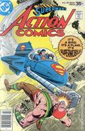Action Comics (1938 DC) Mark Jewelers 481MJ