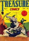 Treasure Comics (1945 Prize) 12