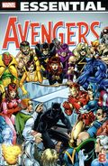 Essential Avengers TPB (1998- Marvel) 1st Edition 8-1ST