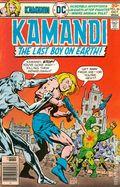 Kamandi (1972) Mark Jewelers 46MJ