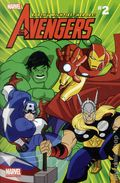 Avengers Earth's Mightiest Heroes Comic Reader TPB (2012 Marvel Universe) 2-1ST