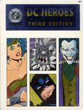 DC Heroes Role-Playing Game SC (1993 Mayfair) 3rd Edition 1-1ST
