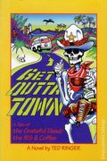 Get Outta Town SC (1997 Novel) A Tale of the Grateful Dead, the IRS and Coffee 1-1ST