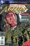 Action Comics (2011 2nd Series) 7COMBO