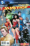 Justice League (2011) 7B