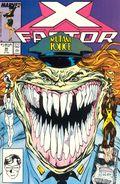 X-Factor (1986 1st Series) Mark Jewelers 30MJ