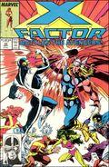 X-Factor (1986 1st Series) Mark Jewelers 32MJ