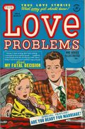 True Love Problems and Advice Illustrated (1949) 8