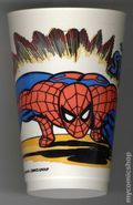 7-Eleven Marvel Super Heroes Collectible Cups (1975 Marvel) SPIDEY-01