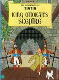 Adventures of Tintin King Ottokar's Sceptre HC (1975 Methuen) 1-REP
