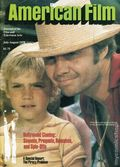 American Film (1977-1992 American Film Institute) Magazine Vol. 3 #9